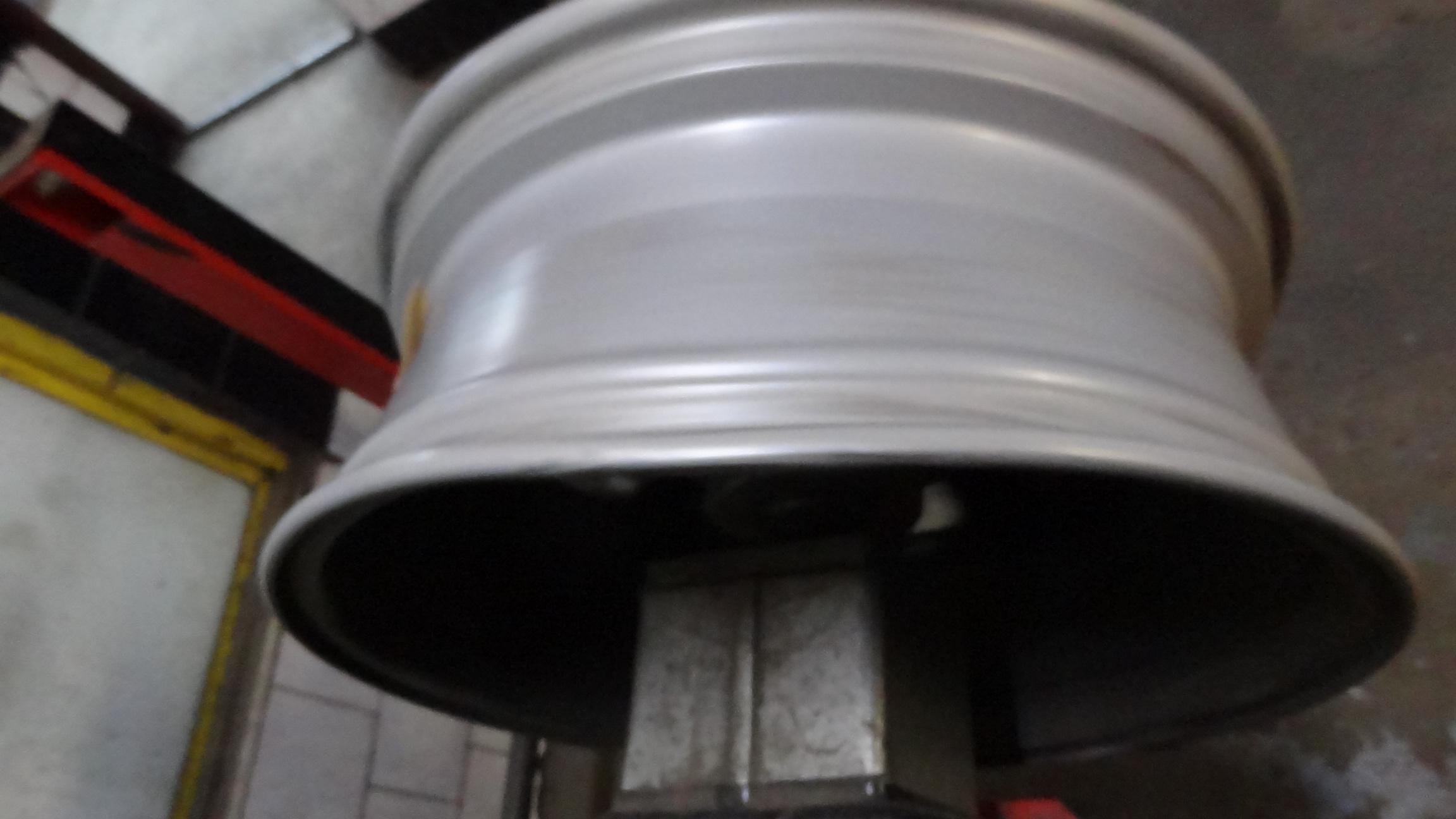 Felgi Aluminiowe Prostowanie